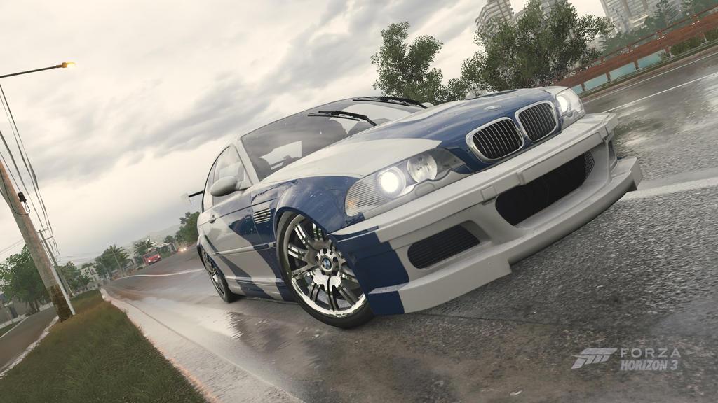 Forza Horizon 3: 2005 BMW M3 (GTR) by ZER0GEO on DeviantArt