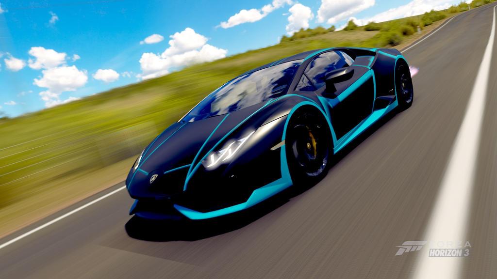 Forza Horizon 3 2015 Lamborghini Huracan By ZER0GEO On DeviantArt