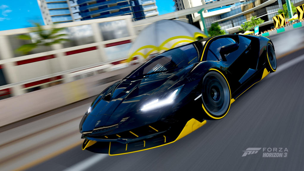 Forza Horizon 3 2016 Lamborghini Centenario By ZER0GEO On DeviantArt