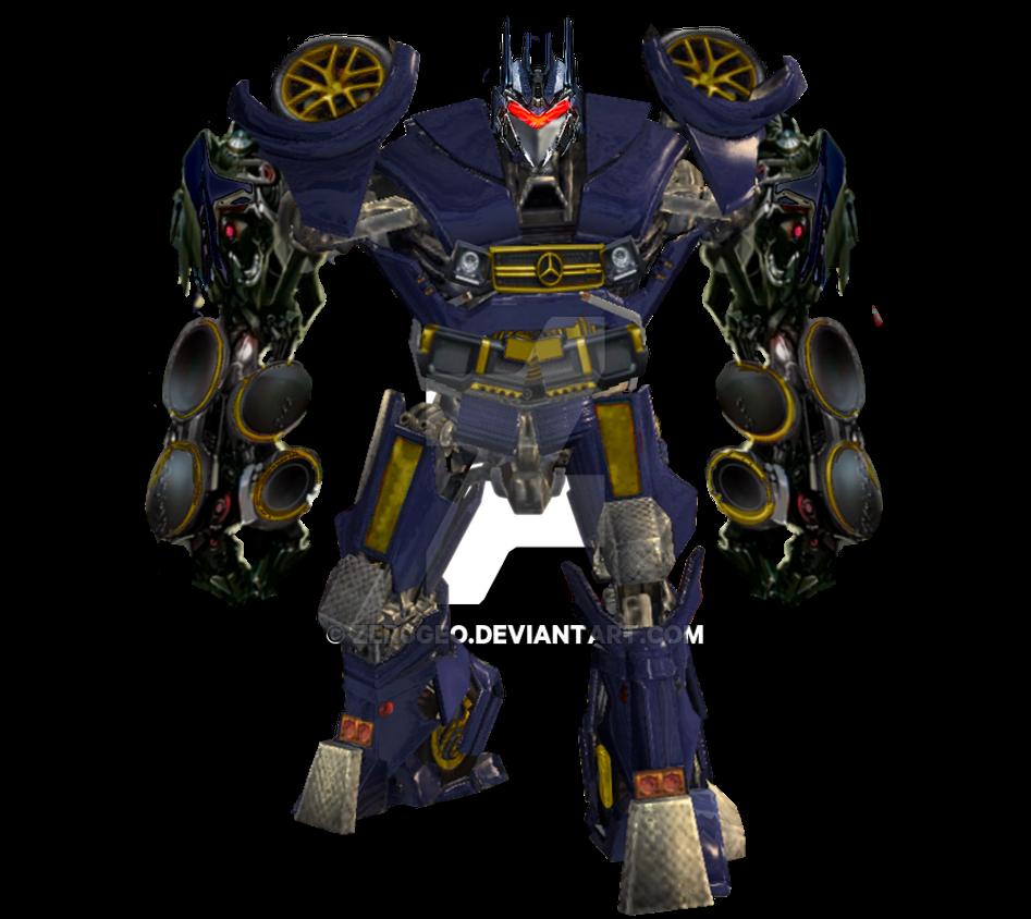 Transformers Movie Concept Soundwave By Zer0geo On Deviantart