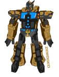 Transformers Energon OC: Cruxton (Unicron Trilogy) by ZER0GEO
