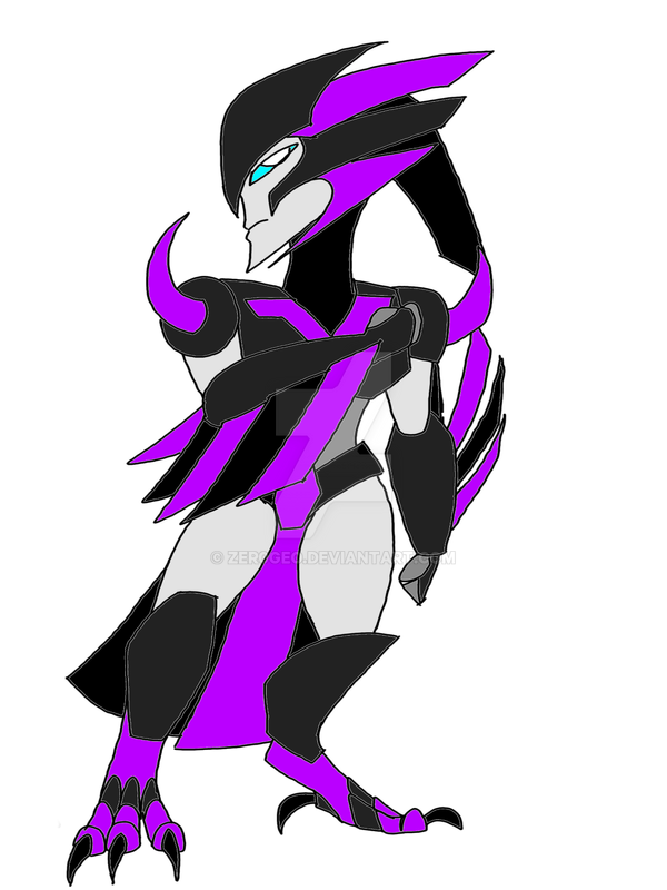Transformers Prime OC: Hawkeye (Adopted) by ZER0GEO on