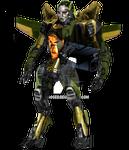 Transformers Movie Concept: Acid Storm by ZER0GEO
