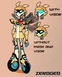 Transformers Animated: Sari Sumdac 3.0 by ZER0GEO