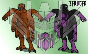 Spidersona - Dark Web by ZER0GEO