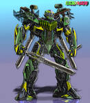 Transformers Movie Concept: Springer V2 by ZER0GEO