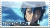 Stamp - Tsukiyomi Ikuto by MikamixChan