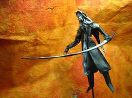 Sephiroth Origami by chosetec