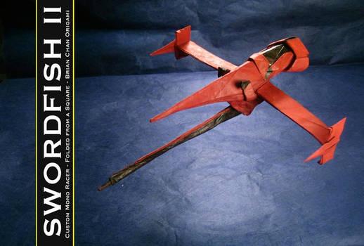 Swordfish II Origami