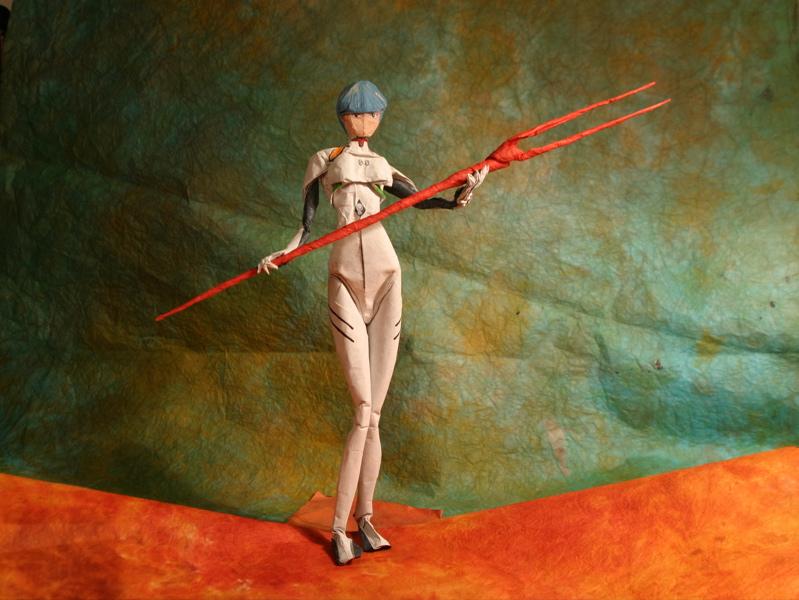 Origami Rei by chosetec