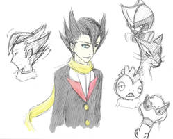E4 Grimsley by amsin
