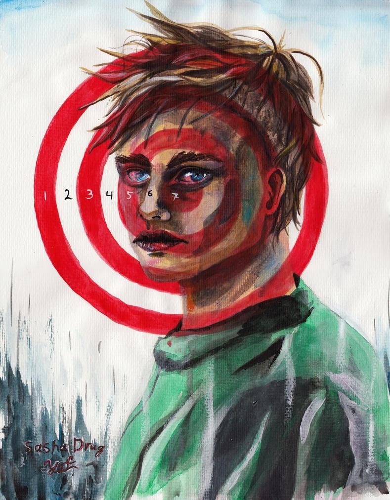 The Target by Sasha-Drug