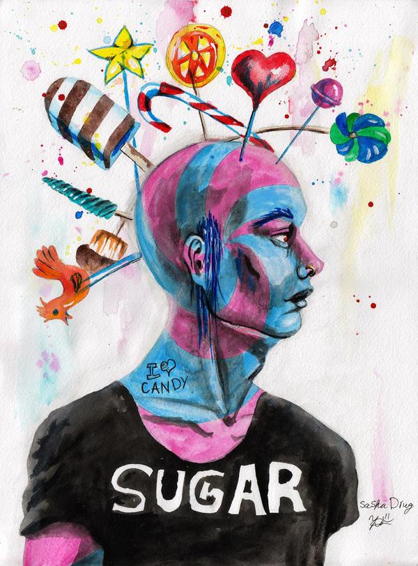 Sugar Dude by Sasha-Drug