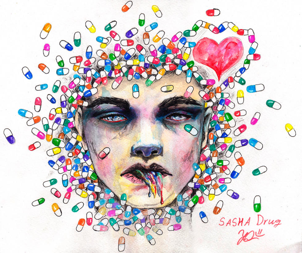 Desperate dependence by Sasha-Drug