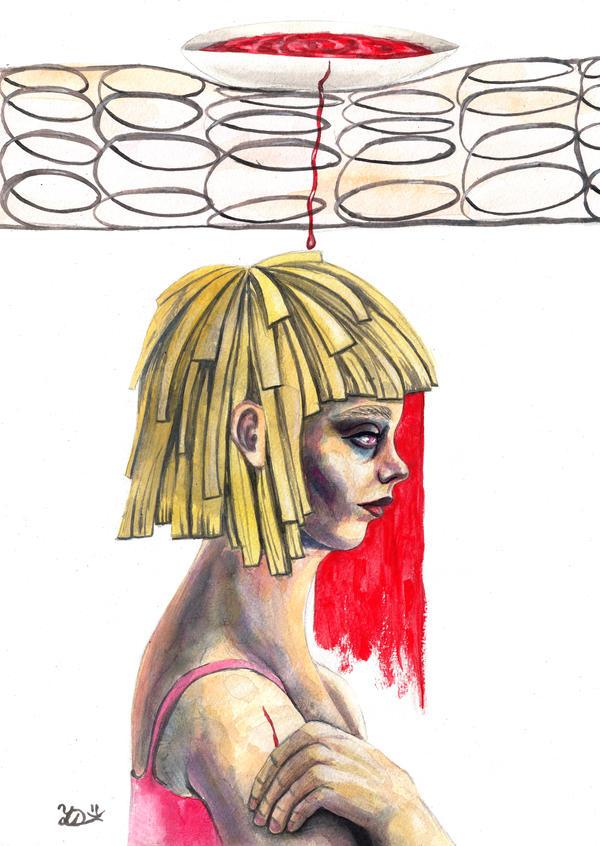 Winston Girl by Sasha-Drug