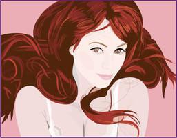 Redhair by hermanmunster