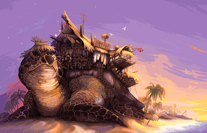 Dream house by Socnau
