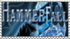 Hammerfall Stamp by Laoness