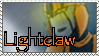 Lightclaw Stamp by Laoness