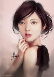Nozomi Sasaki by SourAcid