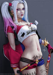 Harley by SourAcid