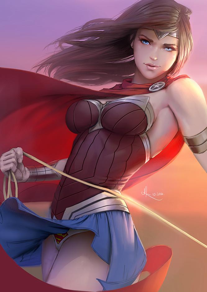 Wonderwoman by SourAcid
