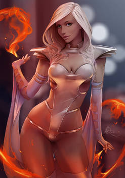 EmmaFrost - Phoenix Force