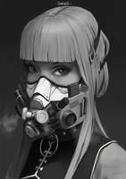 Taka Mask by SourAcid