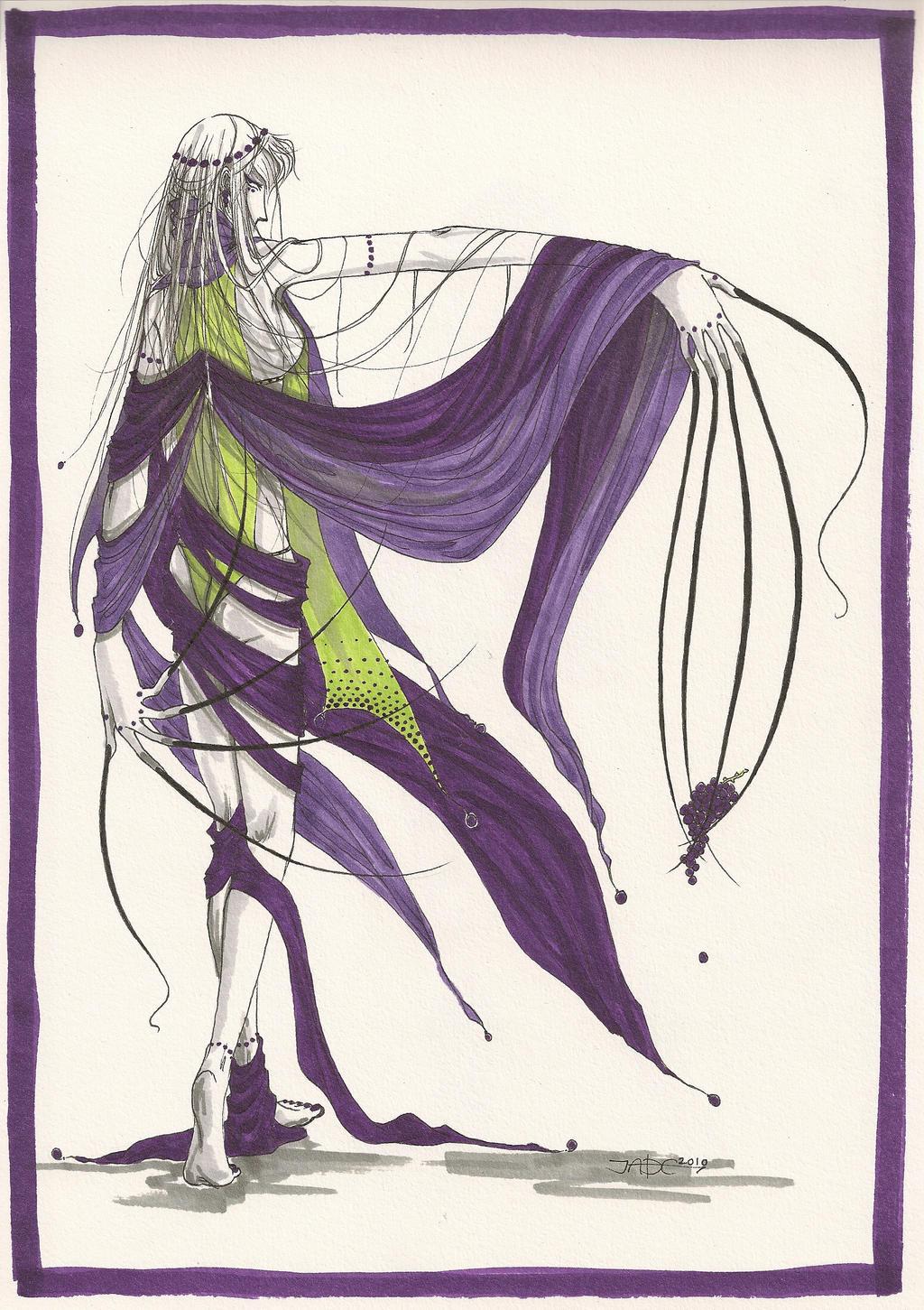 Ms Grapevine by Lycorisu