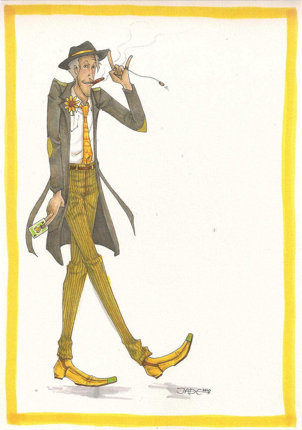 Mr Ace Nanaba by Lycorisu