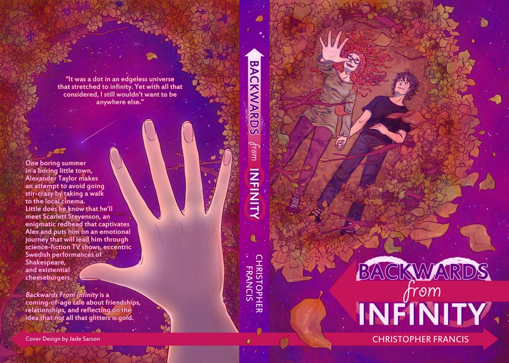 Backwards from Infinity Cover by Lycorisu