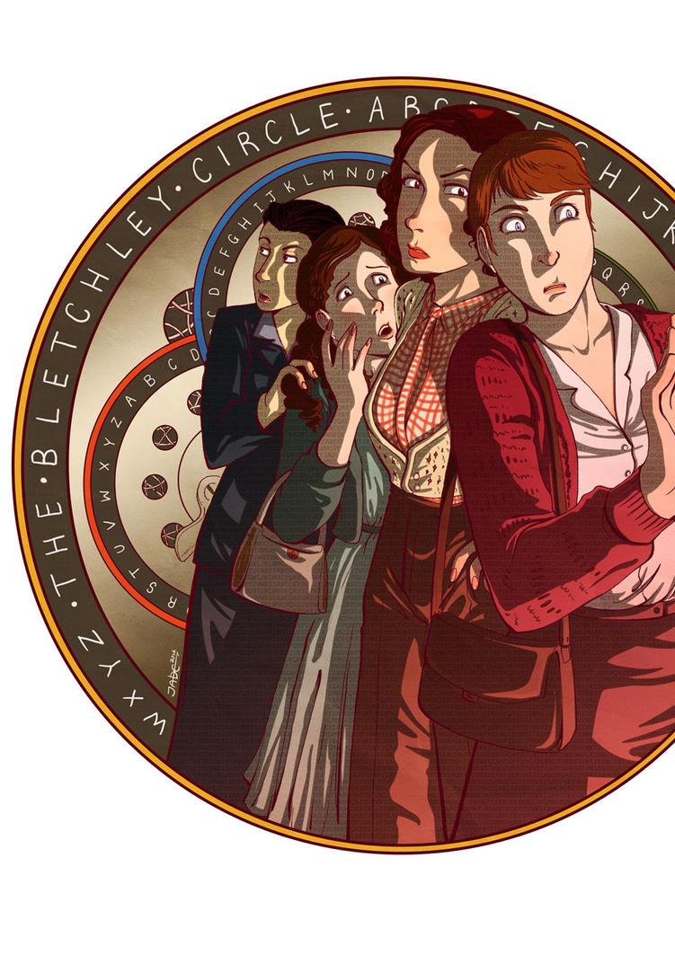 Bletchley Circle by Lycorisu