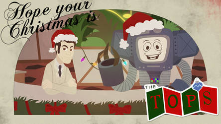 Secret Santa: Fallout Christmas by generalofdarkness