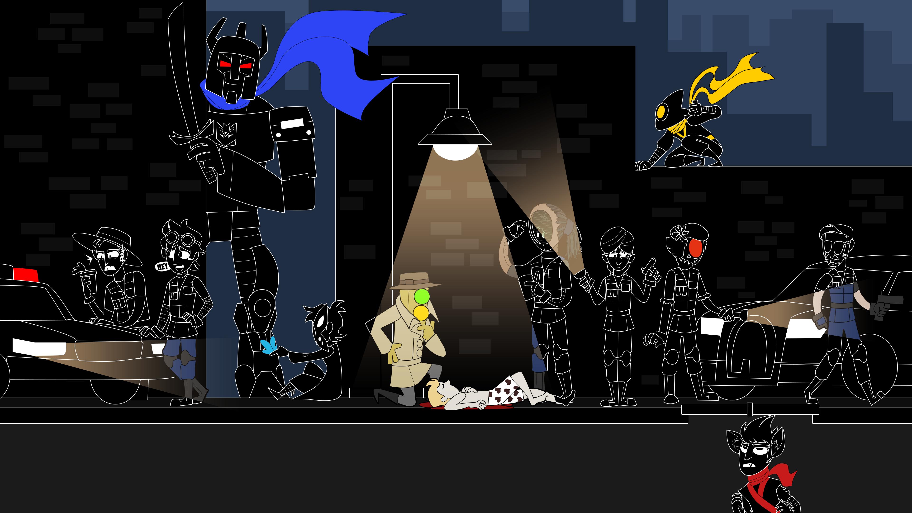 Mark Of The Ninja Crossover By Generalofdarkness On Deviantart