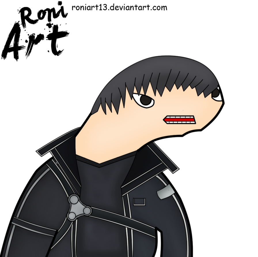 Kirito Meme Love