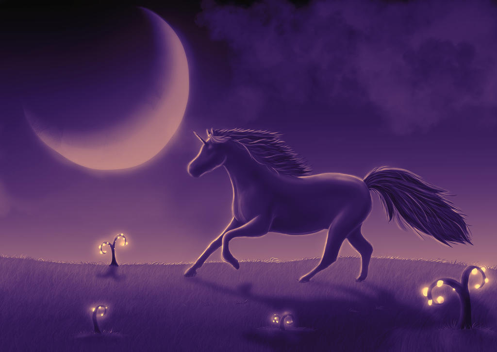 Moonlight run by Phoenixa86