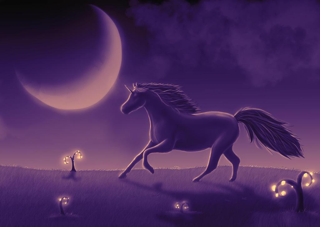 Moonlight run by Phoenixa86