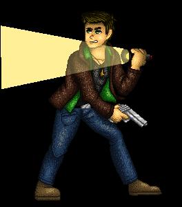 Pixel Dean by CristalMyRabbit