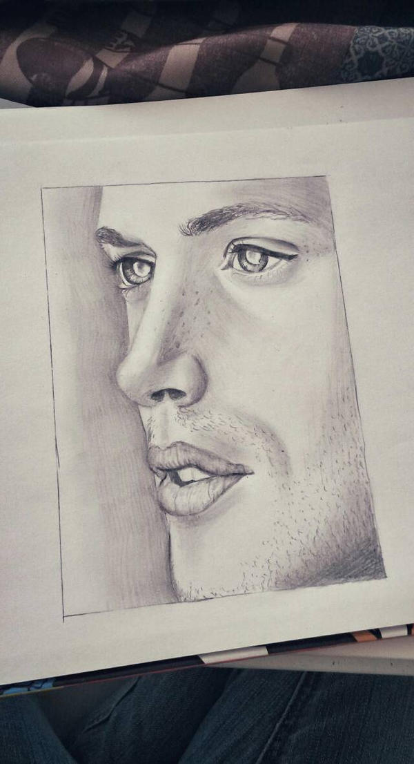 Jensen A. by CristalMyRabbit