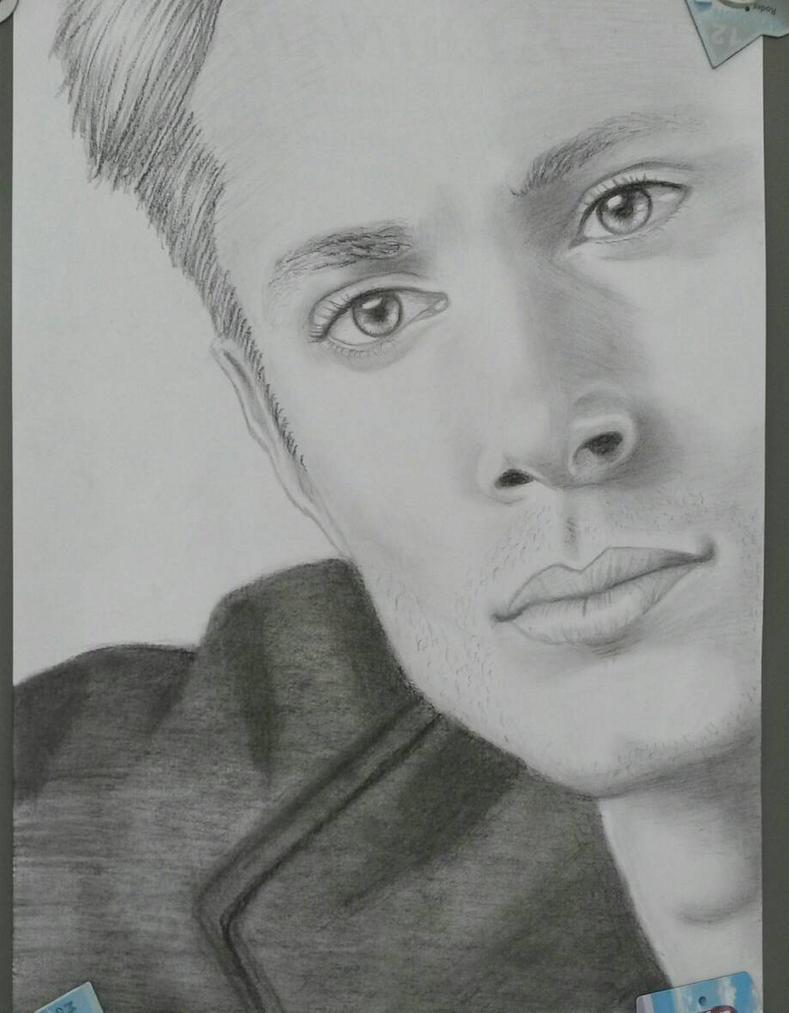 Dean Winchester by CristalMyRabbit