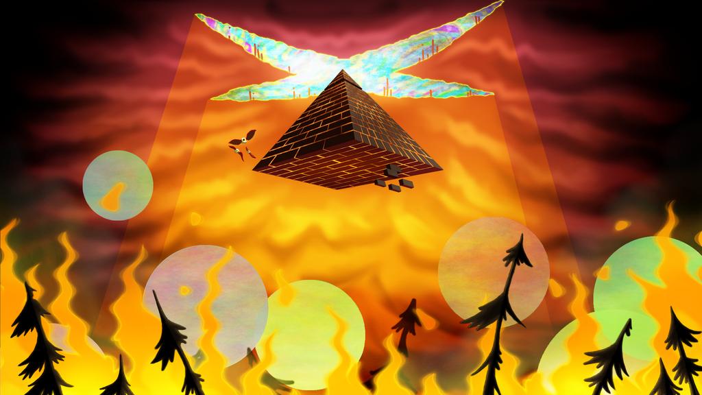 Oddpocalypse by CristalMyRabbit