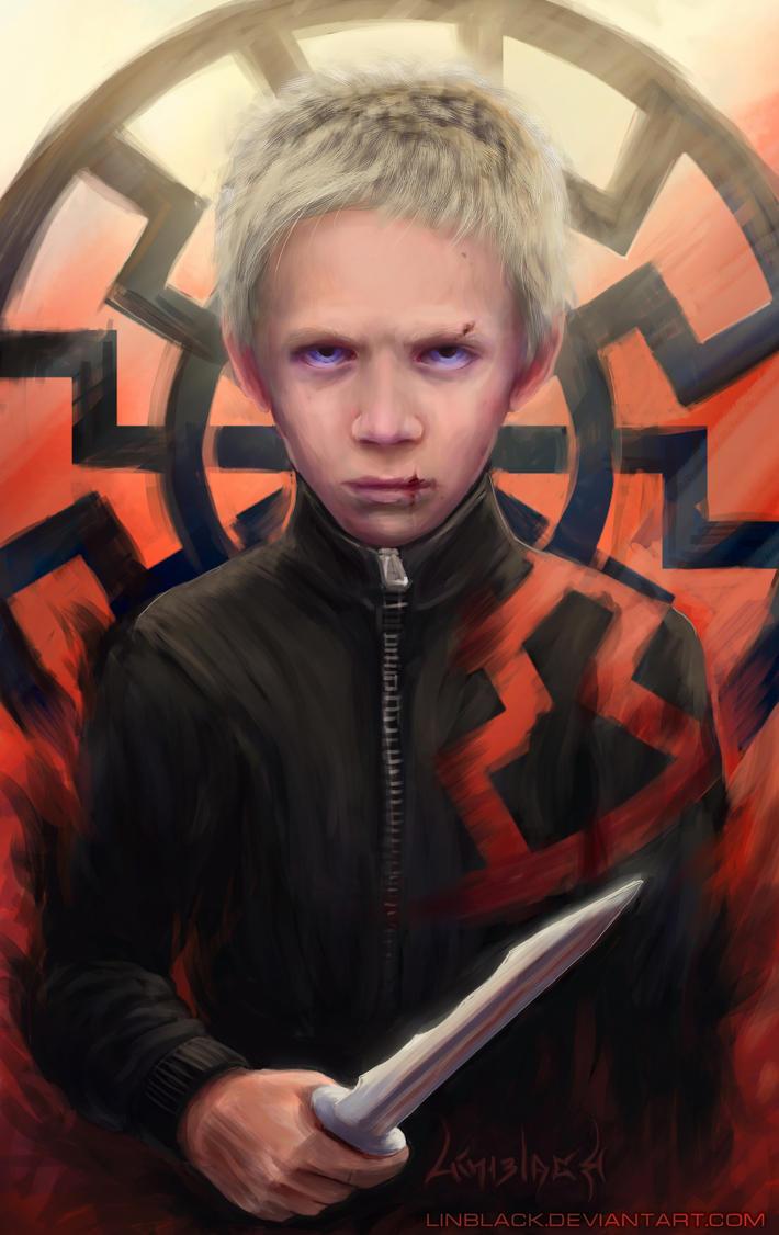 Kid by Linblack