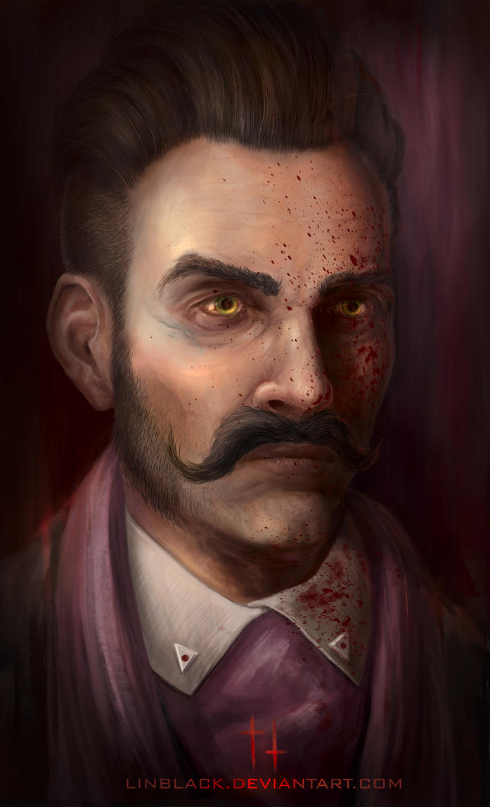 Crawford Starrick - Assassin's Creed Syndicate by Linblack