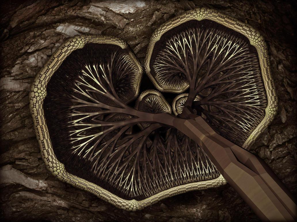 Broccofungus by FractKali