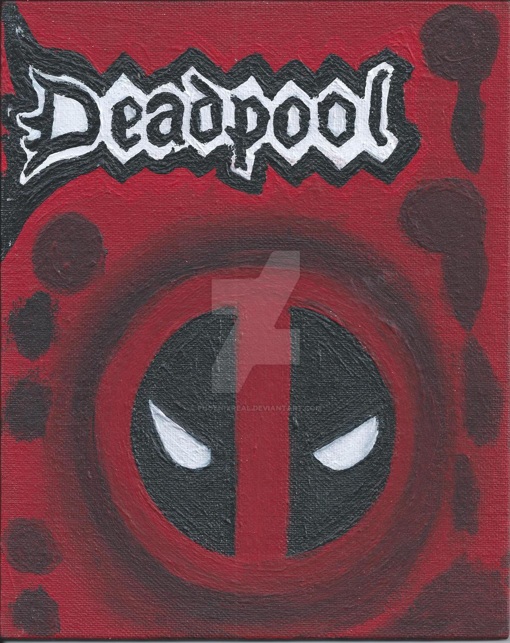 Deadpool by phoenixreal