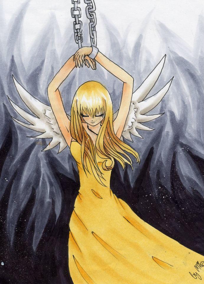 Burning Angel by Misax3Misa