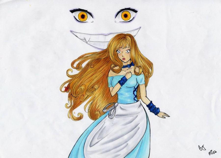 Hello Alice...~ by Misax3Misa