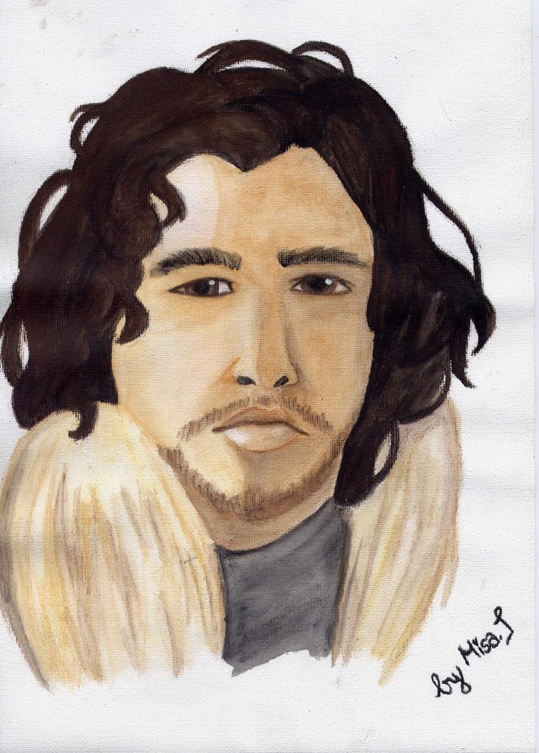 Jon Snow (Game of Thrones) NEW by Misax3Misa