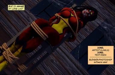 Spiderwoman #5 by iorel-renders