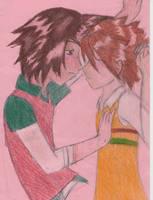 Noah Cody kiss by XxZeRoxX101